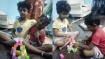 #KidsAreCool.. அப்பா போட்டோ எடுக்க.. அம்மா முடி வெட்டி விட.. குட்டீஸ்கள் ஆட்டம் போட.. அடடா!