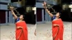 Go Corona Go... வானை நோக்கி துப்பாக்கியால் சுட்டு  கொரோனாவை வீழ்த்திய உ.பி. பாஜக பிரமுகர்