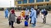 திருச்சியிலிருந்து 3ஆவது கட்டமாக 179 பேர் மலேசியாவுக்கு சென்ற சுற்றுலா பயணிகள்