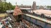 கொரோனா :  சமயபுரம் மாரியம்மன் கோவில் சித்திரை தேரோட்டம் ரத்து - வீட்டிலேயே விரதம் முடிக்கலாம்