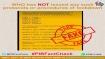இந்தியாவில் 5 நாள் தளர்வு.. அப்புறம் 1 மாதத்திற்கு லாக்டவுன்.. WHO பெயரில் சுற்றும் மெசேஜ் ஃபேக்