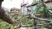 150 ஆண்டுகளில் இல்லாத அளவுக்கு சுழற்றி அடித்த பேய்க்காற்று.. குலை நடுங்கிய கொல்கத்தாவாசிகள்