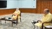 நாடு முழுவதும் மீண்டும் லாக்டவுன் நீட்டிப்பா? பிரதமர் மோடி அமித்ஷா உடன் ஆலோசனை