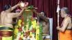 திருப்பதியில் ஜேஷ்டாபிஷேகம் கோலாகலம் : வைரம், முத்துக்கவசத்தில் மலையப்ப சுவாமி