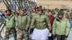 எல்லையில் பதற்றம்: லடாக்கில் பாதுகாப்புத் துறை அமைச்சர் ராஜ்நாத்சிங் நாளை ஆய்வு