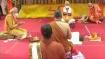 அயோத்தி ராமர் கோவில் அறக்கட்டளை தலைவருக்கு கொரோனா.. பிரதமர் மோடியுடன் பூமி பூஜை விழாவில் பங்கேற்றவர்