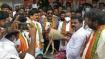 ரூம் போட்டு யோசிச்சாங்களோ... 4 மாச நாய்க்குட்டியையே பாஜக தலைவர் முருகனுக்கு பரிசாக கொடுத்துட்டாங்க!