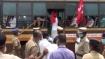வேளாண் சட்டத்திருத்த மசோதாவிற்கு எதிர்ப்பு - மறியல் போராட்டத்தில் ஈடுபட்ட விவசாயிகள் கைது