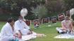 சஸ்பெண்ட் செய்யப்பட்ட 8 எம்பிக்களுக்கு   டீ வாங்கி கொண்டு வந்த ராஜ்யசபா துணை தலைவர்.. ட்விஸ்ட்