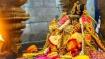ஸ்ரீரங்கம் ரங்க நாச்சியார் திருவடி சேவை....அலங்காரமாக எழுந்தருளிய தாயாரை தரிசித்த பக்தர்கள்