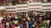 வாடிக்கையாளர்கள் கூட்டம்.. தி நகர் குமரன் சில்க்ஸ் கடைக்கு சீல்.. சென்னை மாநகராட்சி நடவடிக்கை