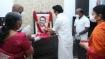 மா சுப்பிரமணியனின் மகன் மறைவுக்கு மு.க.ஸ்டாலின் நேரில் ஆறுதல்