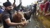 டெல்லியில் ஏழாவது நாளாக நீடிக்கும் விவசாயிகளின் போராட்டம் -கடும் குளிரிலும் அனலடிக்கும் தலைநகரம்