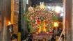 கார்த்திகை தீபம்: ஶ்ரீரங்கத்தில் சொக்கப்பனை ஏற்றி வழிபாடு - ரங்கா முழக்கமிட்ட பக்தர்கள்
