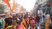 அட ராமா.. ராமர் கோயிலுக்கு நிதி வசூலிப்பதில் மோதல் : 40 பேர் கைது!