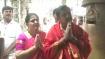 எடப்பாடி காளியம்மன் கோயிலில் குடும்பத்துடன் முதல்வர் சாமி தரிசனம்