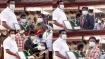 சென்னை மெரினா சாலையில் தேசிய கொடியேற்றினார் ஆளுநர்.. வீர தீர விருதுகளை வழங்கிய முதல்வர்