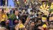 பழனி, திருச்செந்தூரில் தைப்பூச திருவிழா... பாதையாத்திரையாக வரும் பக்தர்கள் - அரோகரா முழக்கம்