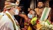 பரிவட்டம் கட்டி... நெல்லையப்பர் கோவிலில் பரவசத்துடன் சுவாமி தரிசனம் செய்த ராகுல் காந்தி