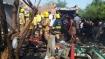 சாத்தூர் அருகே பட்டாசு வெடி விபத்து...5 வீடுகள் தரைமட்டம் - 3 பேர் பலி