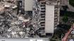 அமெரிக்காவில் சீட்டுக்கட்டு போல சரிந்த 12 மாடி குடியிருப்பு - இடிபாடுகளில் சிக்கிய 99 பேர் மீட்பு
