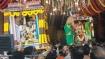 ஆடித்தபசு கோலாகலம்: ஒற்றைக்காலில் தவமிருந்த கோமதி அம்மனுக்கு சங்கர நாராயணராக காட்சி அளித்த இறைவன்