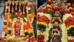 அழகர் கோவில் பதினெட்டாம்படி கருப்பணசாமி கோவிலுக்கு சந்தனம் சாத்தி வழிபாடு - கோவிந்தா முழக்கம்