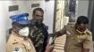 பட்டா கத்தியுடன் உள்ளே நுழைந்த மர்ம நபர்.. சத்தியம் டிவி அலுவலகத்தில் பயங்கர தாக்குதல்.. ஷாக் வீடியோ