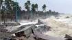ஆந்திரா-ஒடிஷா இடையே நேற்று இரவு கரையை கடந்தது குலாப் புயல்- அதிகாலையில் வலுவிழந்தது!