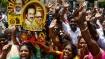 ஊரக உள்ளாட்சி தேர்தல்:  தலைவர் பதவிகளை கொத்தாக கைப்பற்றிய திமுக  - தீபாவளி கொண்டாடிய திமுகவினர்