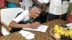 கை நடுநடுங்க கையெழுத்து... ஊராட்சி மன்றத் தலைவராக பொறுப்பேற்ற 90 வயது மூதாட்டி..!