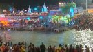 ஹரித்வார் கும்பமேளா: சாதுக்களை போல தாண்டவமாடும் கொரோனா- 2 நாளில் மட்டும் 1,000 பேருக்கு பாதிப்பு!