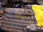 சக்சஸ்.. பல தடைகளை தாண்டி, பெங்களூர் எல்லையை வந்தடைந்த பெருமாள் சிலை.. இனிதான் முக்கியமான சேலஞ்ச்