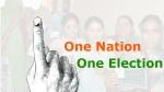 கூட்டாட்சி முறைக்கு வேட்டு வைக்கிறதா  'ஒரே தேசம்- ஒரே தேர்தல்' முழக்கம்?