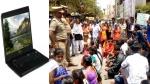 சொன்னா கேட்க மாட்டே.. செய்தியாளர்களை தாக்கிய எம்எல்ஏ மகன் மீது பாய்ந்தது வழக்கு!