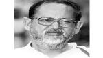 ஜார்க்கண்ட் இயக்கம் கண்ட முதுபெரும் இடதுசாரி தலைவர் ஏ.கே. ராய் காலமானார்!