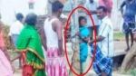 செல்வியை கரண்ட் கம்பத்தில் கட்டி வைத்து அடித்த நபர்.. விருத்தாச்சலம் அருகே பகீர்