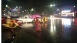 அம்மாடி.. சென்னையில்  இடிமின்னலோட இப்படி ஒரு கனமழையா.. டுவிட்டரில் சென்னைவாசிகள் அதகளம்
