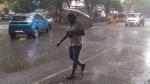 சென்னை மற்றும் புறநகர் பகுதிகளில் பரவலாக மழை.. தண்ணீர் பிரச்சனை தீரும் என எதிர்பார்ப்பு