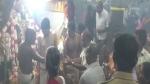 காஞ்சிபுரத்தில் பக்தர் கூட்டம்.. சேலத்திலும் எழுந்தருளிய அத்தி வரதர்.. பக்தர்கள் பரவசம்