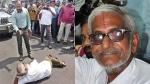 ம்ஹூம்.. எழ முடியாது.. இப்படித்தான் ரோட்டுல படுத்துப்பேன்.. அடம் பிடித்த டிராபிக் ராமசாமி!