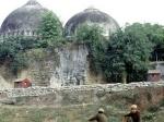 1992, டிசம்பர் 5ம் தேதி பாபர் மசூதி எப்படி இருந்ததோ அப்படியே வேண்டும்.. முஸ்லீம் தரப்பு அதிரடி வாதம்