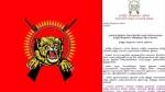 ராஜீவ் காந்தி படுகொலையில் தொடர்பு இல்லை- தமிழீழ விடுதலைப் புலிகள் பெயரில் மறுப்பு அறிக்கை