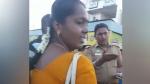 பாப்பாவுக்கு என்ன வயசாகுது.. ஏன் 3 பேர் வந்தீங்க.. அதிர வைத்த போலீஸ்காரர்.. வைரலாகும் வீடியோ