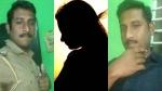 ரூம் போட்டு.. கர்ப்பமாக்கி ஏமாற்றி.. வெட்டி விடுவேன் என மிரட்டல்.. எஸ்ஐ மீது பெண் பரபர புகார்