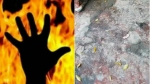 காதல் தோல்வி.. நடு ரோட்டில் பற்றி எரிந்த சினேகா.. கோவையில் பரபரப்பு!