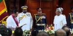 இலங்கையின் புதிய பிரதமராக பதவியேற்றார் மகிந்த ராஜபக்சே