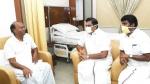 ராமதாசுக்கு காய்ச்சல்... உடல்நலம் விசாரித்த முதலமைச்சர்
