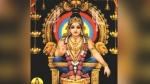 பிரம்மச்சாரி ஐயப்பன் மீது காதல் கொண்ட மகிஷி... வாக்கு கொடுத்த ஐயப்பன்