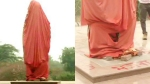 டெல்லி ஜே.என்.யூ பல்கலை. வளாகத்தில் விவேகானந்தர் சிலை சேதம்